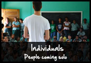 Individual Trips - Direct Christian Impact Mission Trips to Belize, Guatamala, Caribbean and Mayan Yucatan